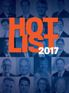 2017 WP Hot List (digital copy only)