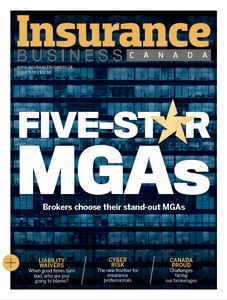 2017 Insurance Business October issue (available for immediate download)