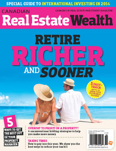 2014 Canadian Real Estate Wealth February issue (digital copy only)