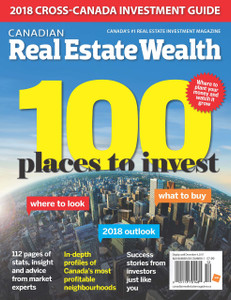 2017 Canadian Real Estate Wealth November issue (available for immediate download)