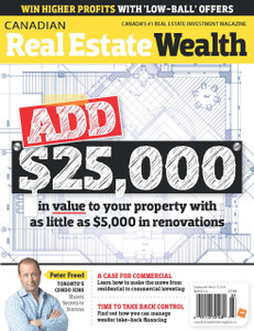 2014 Canadian Real Estate Wealth March issue (digital copy only)