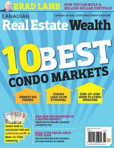 2014 Canadian Real Estate Wealth April issue (digital copy only)