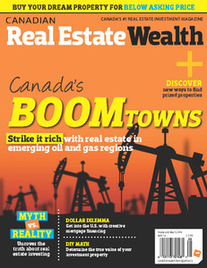 2014 Canadian Real Estate Wealth May issue (digital copy only)