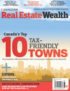 2014 Canadian Real Estate Wealth June issue (digital copy only)