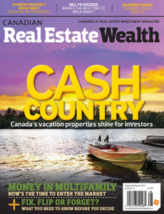 2014 Canadian Real Estate Wealth August issue (digital copy only)