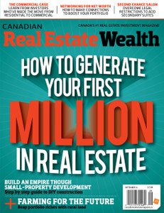 2014 Canadian Real Estate Wealth September issue (digital copy only)