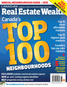 2014 Canadian Real Estate Wealth October issue (digital copy only)