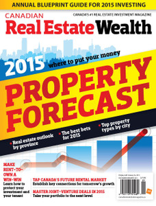 2014 Canadian Real Estate Wealth December issue (digital copy only)