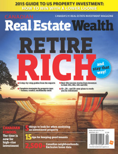 2015 Canadian Real Estate Wealth March issue (digital copy only)