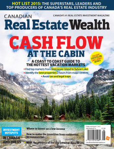 2015 Canadian Real Estate Wealth July issue (digital copy only)