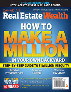 2015 Canadian Real Estate Wealth September issue (digital copy only)