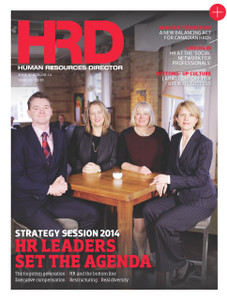 2014 Human Resources Director January issue (digital copy only)