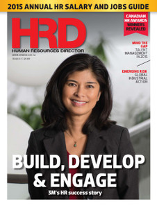 2015 Human Resources Director January issue (digital copy only)