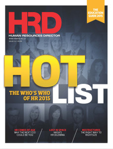 2015 Human Resources Director April issue (digital copy only)