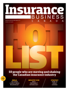2014 Insurance Business December issue (available for immediate download)