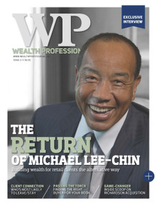 2014 Wealth Professional March issue (available for immediate download)