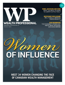 2015 Wealth Professional March issue (digital copy only)