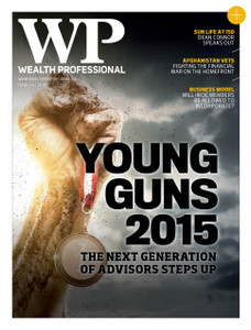 2015 Wealth Professional May issue (digital copy only)