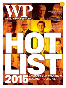 2015 Wealth Professional June issue (digital copy only)