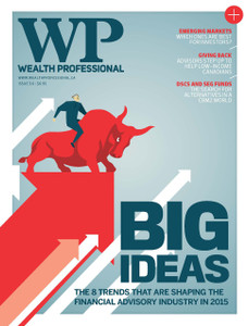 2015 Wealth Professional July issue (digital copy only)