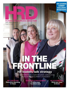 2015 Human Resources Director Fall issue (digital copy only)