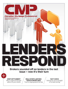 2015 Canadian Mortgage Professional October issue (available for immediate download)