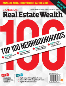 2015 Canadian Real Estate Wealth November issue (digital copy only)