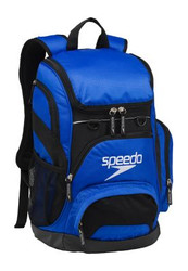 Speedo Teamster 35L Backpack with Logo- Garfield Sharks