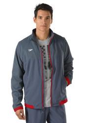 Men's Speedo Tech Warm Up Jacket- EHT