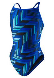 Speedo Angles Youth Female Suit- West Caldwell