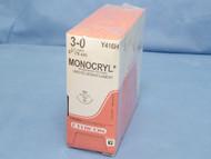 Ethicon Y416H Monocryl Suture