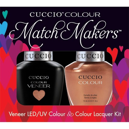 Cuccio Match Makers Gel Polish Holy Toledo