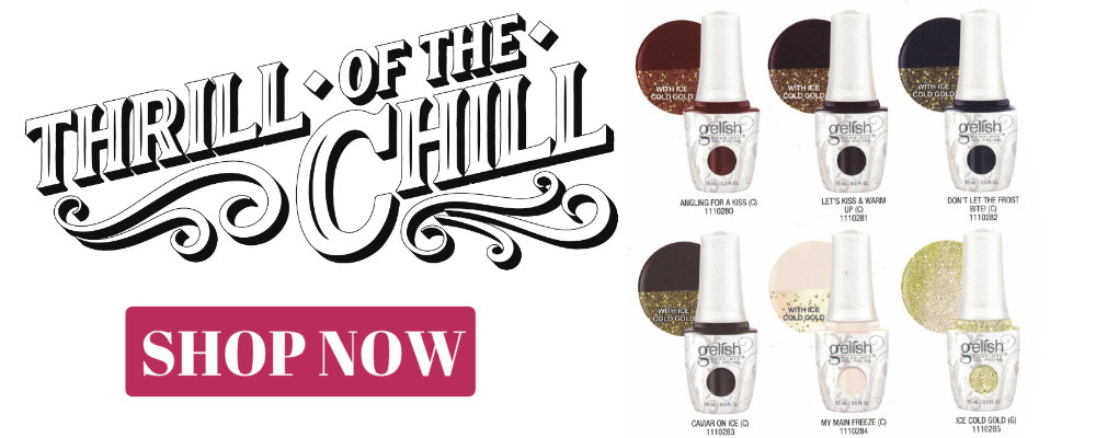 Gelish The Thrill of the Chill