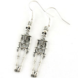 Funky Skeleton Bones Earrings