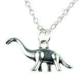 Mini Brontosaurus Necklace