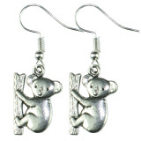 KOALA BEAR Dangle Earrings