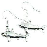 SHARK Dangle Earrings