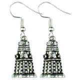 DALEK Dangle Earrings