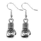 BOXING GLOVES Dangle Earrings