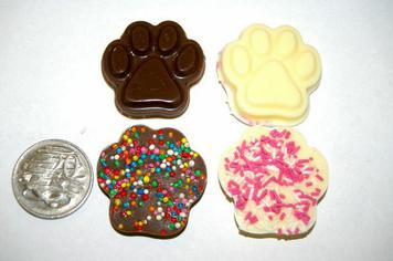 Carob and Yogurt Gourmet Dog Treats