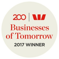Huds and Toke Wins Business Of Tomorrow Award