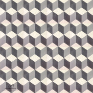 ESCHER GREY CEMENT TILES
