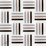 STRIPES CEMENT TILES