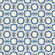 ANKABOUTI BLUE CEMENT TILES