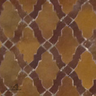 RENAIS BROWN & OCRE MOSAIC TILES