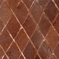 DIAMOND BROWN MOSAIC TILE