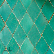 DIAMOND JADE MOSAIC TILE