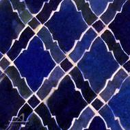 RENAIS BLUE MOSAIC TILE