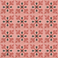ROYAL PINK CEMENT TILE
