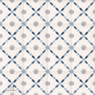 CLOTURE MEDALLION CEMENT TILES